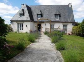 Maison Driscoll, La Trinité-Porhoët (рядом с городом Mohon)