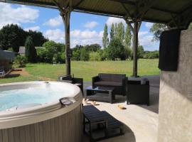 Holiday home Douar-Bouillon, La Chapelle-Neuve (рядом с городом Callac)