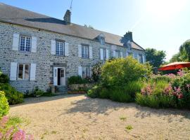 Holiday home L'Amelinerie, Hauteville-sur-Mer (рядом с городом Regnéville-sur-Mer)