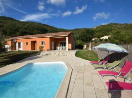 Villa Thueyts, Thueyts (рядом с городом Montpezat-sous-Bauzon)