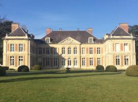 Maison de l'horloge, Courcelles-sous-Moyencourt (рядом с городом Fossemanant)