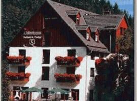Landhotel Osterlamm, Grünhain (Beierfeld yakınında)