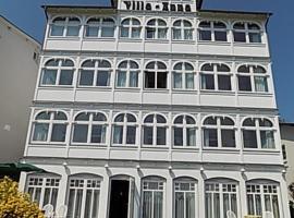 Villa Anna mit Meerblick