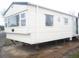 Delta Holiday Home, Tunstall (рядом с городом Withernsea)
