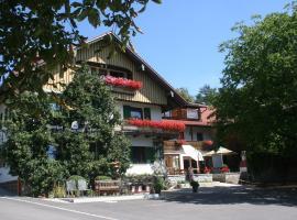Steiner Wirt, Tiefenbach (Heinrichskirchen yakınında)