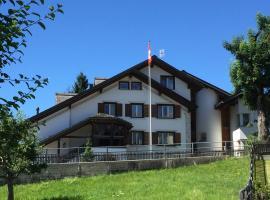 Hotel Bellaval, Laax