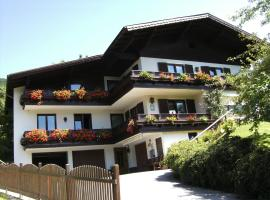 Ferienwohnung Rettenegger, Abtenau (Pichl yakınında)