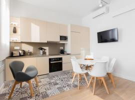 Barcelona Apartments Marina 124