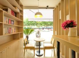 Hanting Hotel Jinan Quancheng Square Chaoshan Street