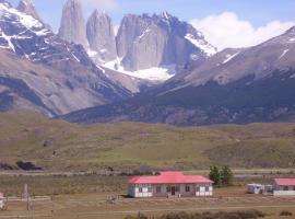 Refugio Laguna Amarga, Torres del Paine