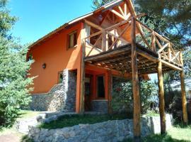Chepehuen Cabañas, Villa Pehuenia (Liucura yakınında)