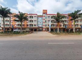 Hotel Krishna Palace, Dharara (рядом с городом Jamhuri)