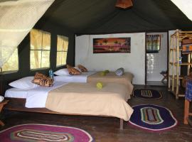 Zarafa Tented Camp, Nyakisiku