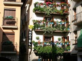 Hotel Can Mestre, El Pont de Suert