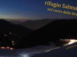 Rifugio Salmurano, Gerola Alta (Valtorta yakınında)