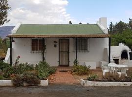 Fynbos Guest Farm, Wolseley (in de buurt van Tulbagh)