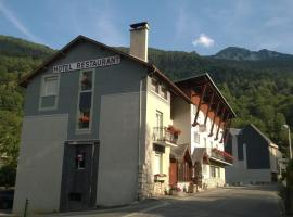 Hôtel Pons, Saint-Lary-Soulan