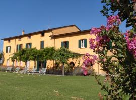 Agriturismo Le Colombaie, Busseto (Villanova sull'Arda yakınında)