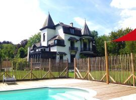 Holiday home Le Manoir 1, Hastière-Lavaux (Hastière-par-delà yakınında)