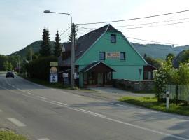 Ubytování Mlýn, Velké Losiny (Terezín yakınında)