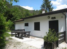 Berthold Trilo, Pieve Di Ledro (Tremalzo yakınında)