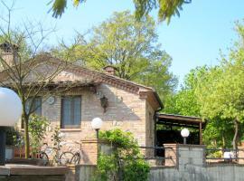 Casa Gioia, Chiusdino (Frosini yakınında)