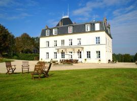 Holiday home Château Saint Gervais 2, Asnières (рядом с городом Morainville-près-Lieurey)