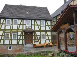 Ferienhaus In Hessen, Bad Arolsen (Wolfhagen yakınında)