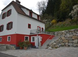 Gästehaus Scheer, Proleb (Near Leoben)