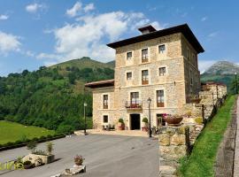 Palacio de Rubianes, Hotel & Golf, Cereceda (рядом с городом Libardón)