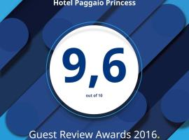 Hotel Paggaio Princess, Nikísiani (рядом с городом Mousthéni)