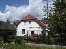 ABC apartments, Černá v Pošumaví (Plánička yakınında)