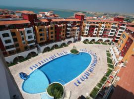 Menada Apartments in Marina Cape, Ravda (Aheloy yakınında)