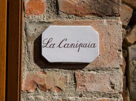Agriturismo Castelrotto, Palazzone