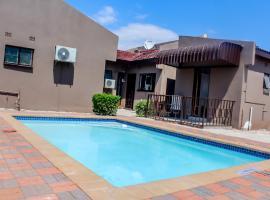 Overflow Guest House, Gaborone (Tlokweng yakınında)