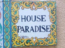 House Paradise, Santo Stefano di Camastra