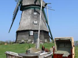 Farver Mühle, Wangels (Weißenhaus yakınında)