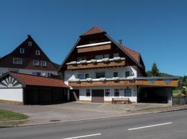 Klumpp, Baiersbronn (Harlisberg yakınında)