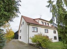 Apartment Hilde 2, Eigeltingen