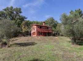 Casa Roja, Galaroza