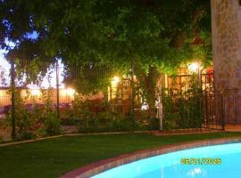 Apartamentos El Nogal, Мадрона (рядом с городом La Losa)