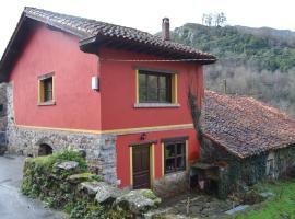 La Casa Roja, Tornín (рядом с городом Següenco)