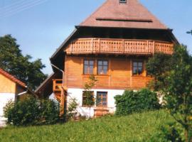 Am Kleintierhof, Elzach