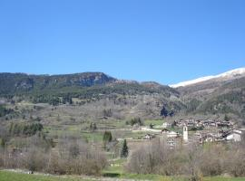 Luminoso Monolocale, Fenestrelle (Roure Turin yakınında)