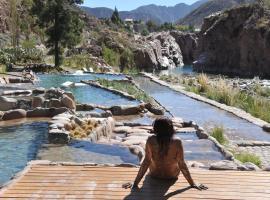 Hotel & Spa Termas Cacheuta