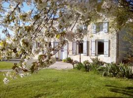 Maison Lavande, Saint Denis Du Pin (рядом с городом Le Pin-Saint-Denis)
