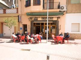 Hostal Juventus, Portbou