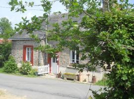 Le Chataignier, Амбер (рядом с городом La Chapelle-au-Riboul)