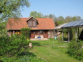 Ferienhaus in Luckau im Wendland, Luckau im Wendland (Bergen an der Dumme yakınında)