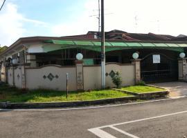 Homestay Bandar Putra Corner lot KULAI